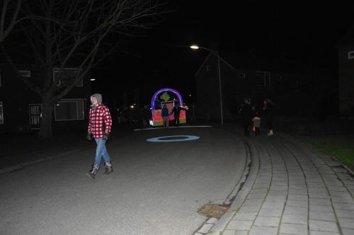Lichtjesoptocht & Os Kee verbranden 13-02-2018 (18)
